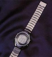 Talking Calender Stopwatch Alarm Wristwatch
