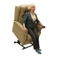 Three Way Riser Recliner
