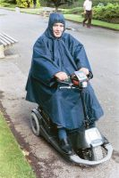 Scooter Cape With Sleeves