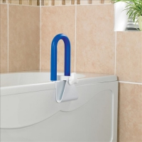 Angled Padded Grab Bar