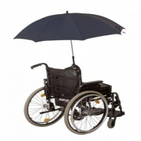 Wheelchair-rollator Umbrella