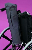 Wheelchair Oxygen Tank Holder