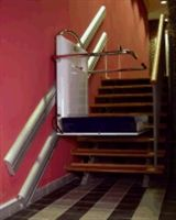Inclined Platform Stair Lift