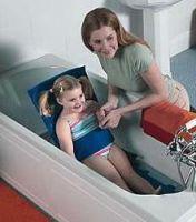 Paediatric Sub Bath Lift