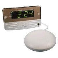 Sonic Boom Sb200ss Bedside Alarm Clock With Bed Shaker