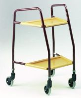 Roma Adjustable Height Trolley