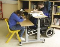 Skm Easywind Dual Level Work Table