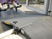 Overcill Access Ramp System