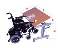 Skm Easywind Activity Tilt Table