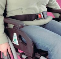 Wheelchair Belt With Car Buckle
