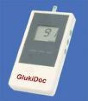 Caretec Gluki Plus Blood Sugar Monitor