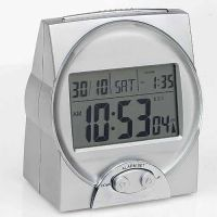 Atomic Radio Controlled Alarm Clock