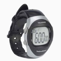 Digital Talking Watch With Alarm