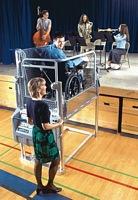 Mobilift Portable Wheelchair Lift