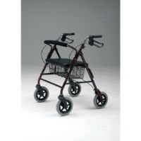 Heavy Duty 4 Wheeled Walker