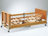 Dali Extra Low Electric Profiling Nursing Bed