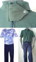 Mens All-in-one Daywear