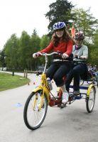 Draisin Duo Tandem Tricycle