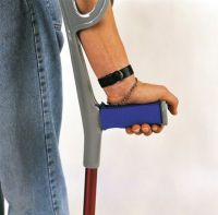 Crutch Padded Handle Cover