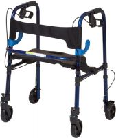 Clever Lite 4 Wheeled Walking Frame