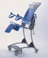 Carino Height Adjustable Hygiene Chair