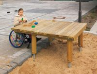 Acqua Sand Play Table