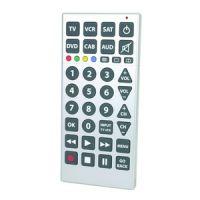 Jumbo Tv Remote Control