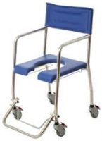 Stainless Steel Shower-sani Chairs