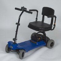 Shoprider Altea 4 Compact Scooter