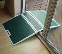Folding Threshold Ramp