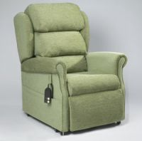 Brecon Dual Motor Riser Recliner Chair