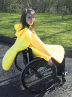 Wheelchair Waterproof Ponchos