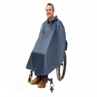 Wheelchair Waterproof Poncho
