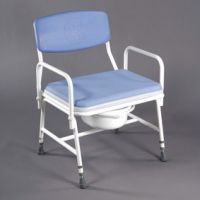 Belgrave Bariatric Commode Chair