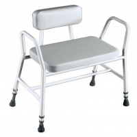 Bariatric Pu Moulded Perching-kitchen-shower Stool
