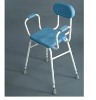 Deluxe Adjustable Height Stools