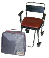 Borringia Chameleon Travel Shower-commode Chair