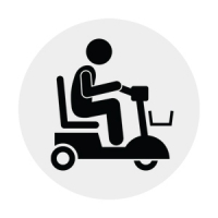 Blue Badge Mobility Scooter And Powerchair Insurance