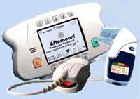 Health Hub Compact Handheld Telehealth Monitor