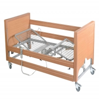 Casa Med Classic Fs Profiling Bed With Metal Mesh Platform