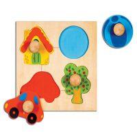 Colour Peg Puzzle