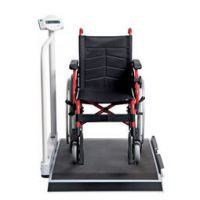Seca 677 Class 3 Approved Digital Wheelchair Scale With Wireless Connectivity