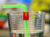 One Way Straws And Clip