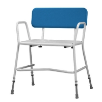 Heavy Duty Adjustable Shower Chair