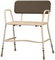 Heavy Duty Adjustable Shower Chair