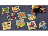 Early Animal Peg Puzzles