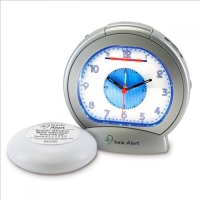 Sonic Boom Analogue Clock