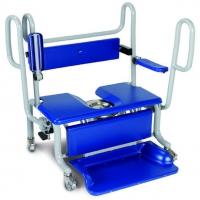 Carmina Bariatric Shower Commode Chair