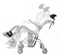 Etac Swift Mobile Tilt Shower And Commode Chair