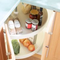 It Kitchens Plastic Storage System
